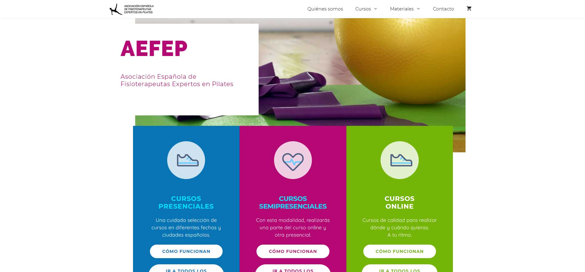 Aefep - Portfolio Protocultura