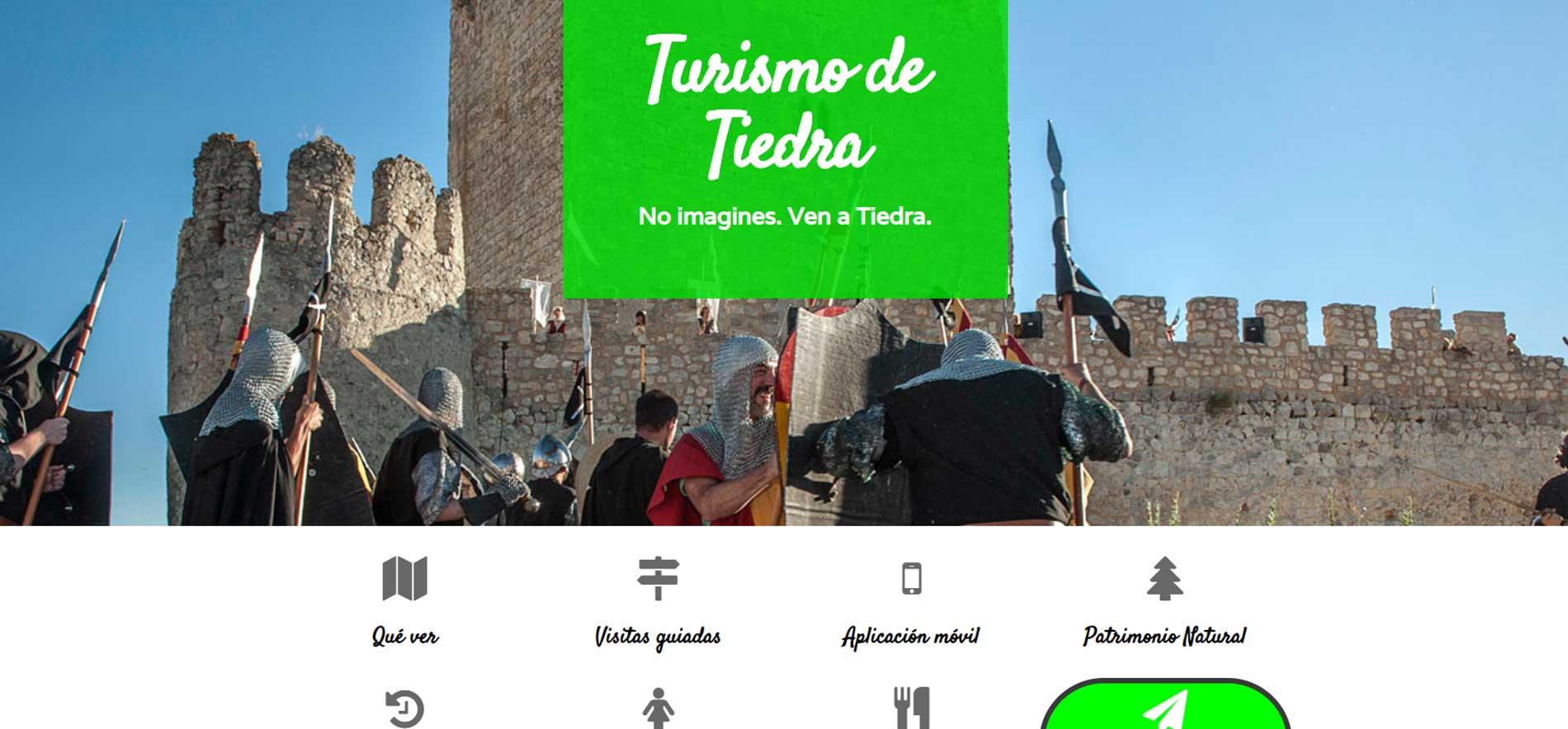 Turismo de Tiedra - Portfolio Protocultura