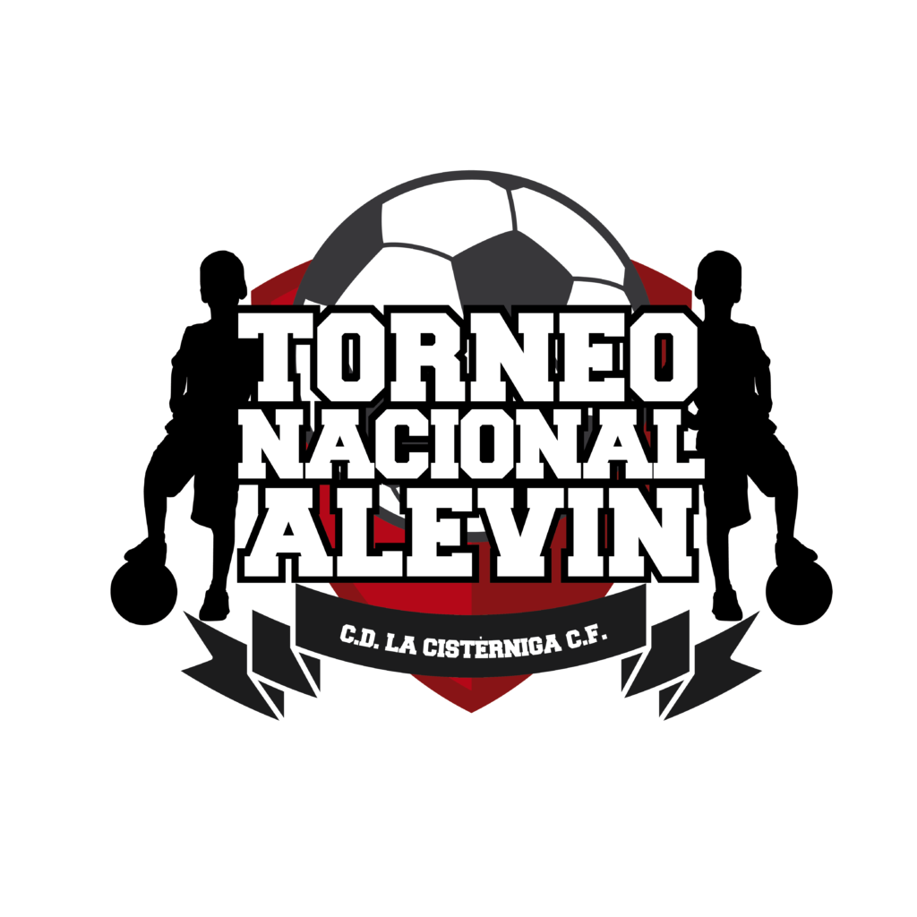 Logo del torneo nacional alevín. C.D. La Cistérniga,
